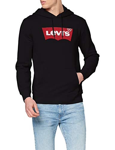 Levi's Graphic PO Hoodie B Felpa con Cappuccio, HM Pop Co Black, XL Uomo