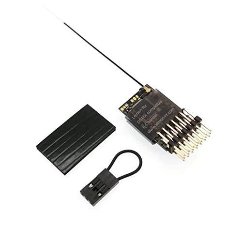 Lemon-RX DSMX DSM2 Compatible Full-Range 6-Channel Receiver, End-Pin LM0021S