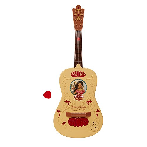 Elena Of Avalor Disney Storytime Guitar