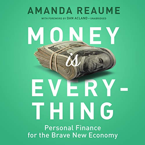 Money Is Everything audiobook cover art