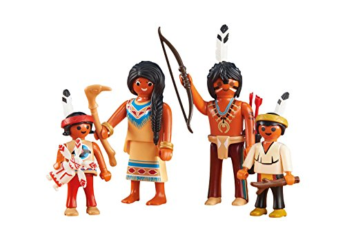 Playmobil 6322 Indianerfamilie (Folienverpackung)
