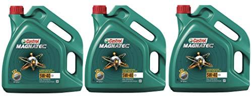 Castrol Magnatec 5W-40 C3 Full Sintético 12 litros
