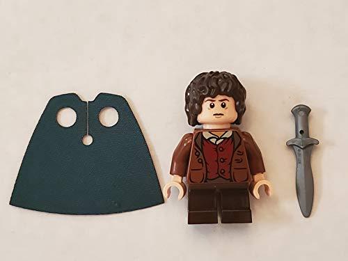 LEGO Der Herr Der Ringe: Frodo Baggins Minifiguren Mit Grün Kap