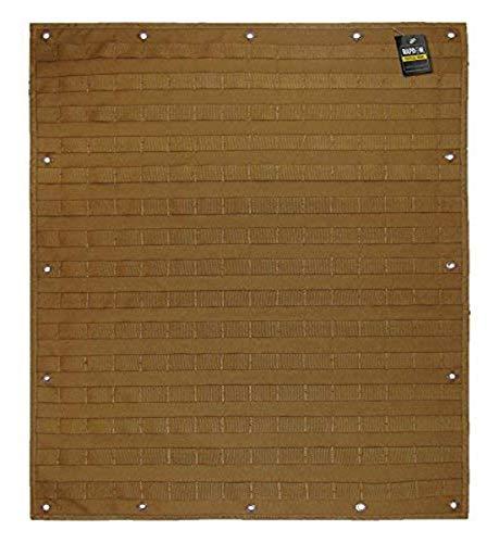 RAPDOM Tactical M.O.L.L.E. Panel, Coyote, 24' x 32'