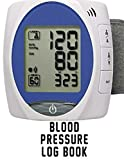 Blood Pressure Log Book: Sphygmomanometer Reading | Blood Pressure Meter | Blood Pressure Monitor | Blood Pressure Gauge | Aneroid Gauge | Mercury Manometer