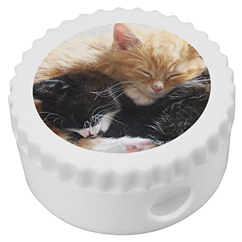 Stamp Press 'Katzen kuscheln' Kompakt Spitzer (PS00005330)