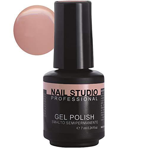 Nail Studio - Vernis à ongles professionnel Gel Polish semi-permanent Mains et pieds - Durée 4 semaines - 39 couleurs 10 Vintage Rose