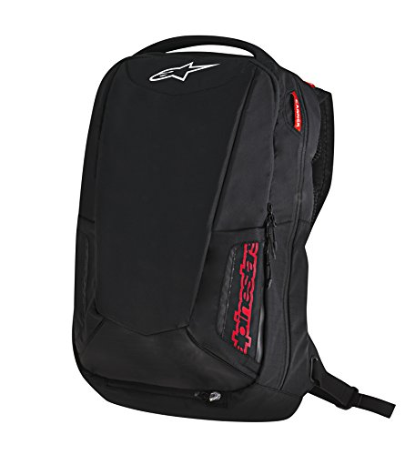 Alpinestars City Hunter Backpack Nero Rosso OS