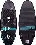 Hyperlite Ute Wakesurfer Black/Teal 5ft