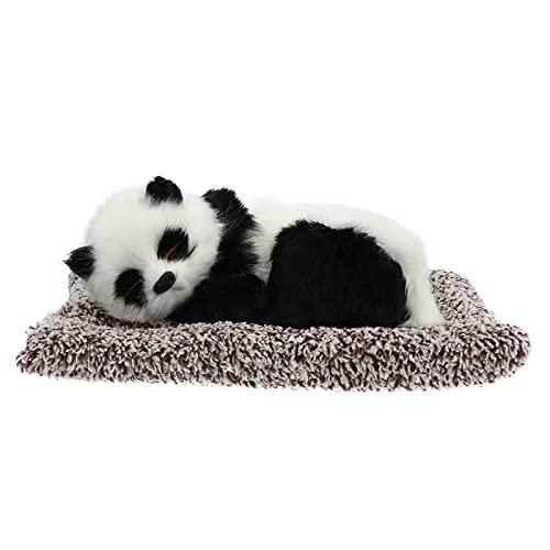 Car Odor Eliminator Decor Auto Bamboo Charcoal Air Purifying Panda Ornament Car Tool Kit