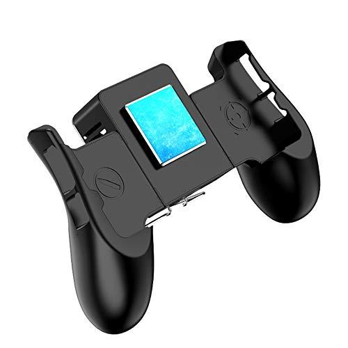 Handy-Kühlergriff Halbleiter-Lüfterhalter für iPhone Xs Max Xs Xr Samsung Mobile Radiator Gamepad-Controller