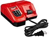 Milwaukee 48-59-1808 M18 & M12 Rapid Charger, Red & Black, full size