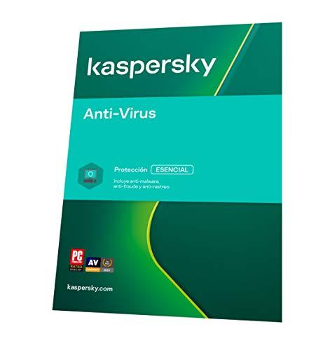 Kaspersky Antivirus 2021 1 año 1 PC Envio Digital
