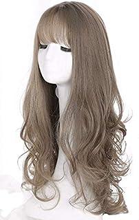 باروكة شعر طويلة ومموجة