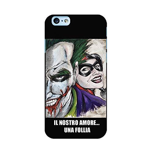 EREMITI JEWELS Cover Personalizzata Il Nostro Amore Una Follia Coppia Crazy Compatibile iPhone (6)