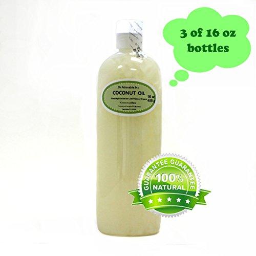 Extra Virgin Coconut Oil 48 Oz/3 Pints