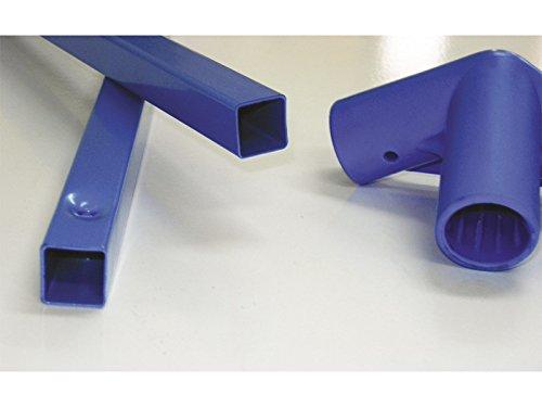 Piscinas Toi 3169 Piscina Infantil Cuadrada, Azul, 190x190x45 cm ...