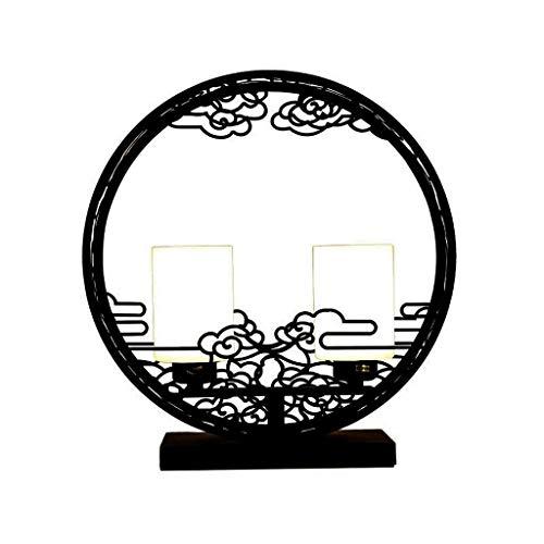 Diseño Personalizado Iluminación decorativa, Reading lámpara- de noche y lámparas de mesa lámpara decorativa nórdica lámpara de mesa de madera maciza Salón Dormitorio Estudio lámpara de mesa lámpara d