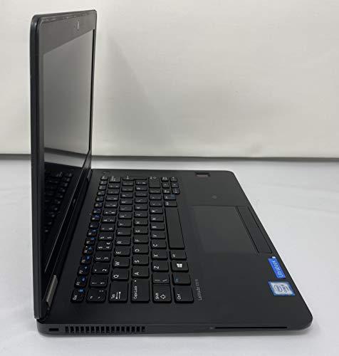 Dell Latitude E7270 12.5' Core i5-6300M 8GB 128GB SSD WebCam HDMI WiFi Windows 10 Professional Laptop