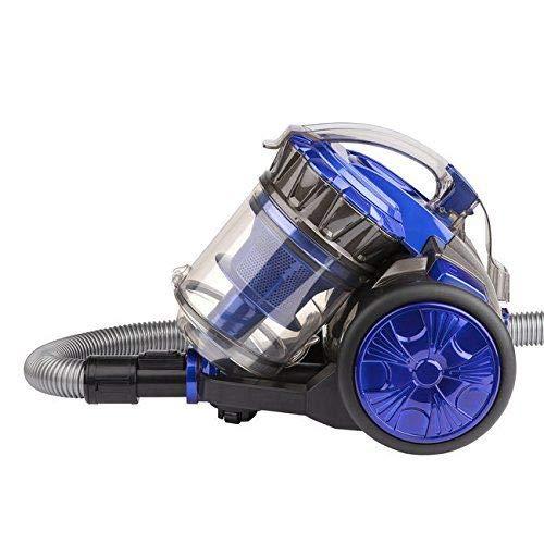 Winkel WS14 Aspirateur multicyclonique sans sac, 2L, 900W, Classe énergétique triple A, léger et compact