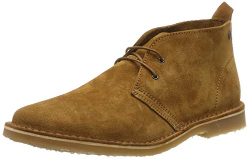 Jack & Jones Jfwgobi Suede, Stivali Desert Boots Uomo, Marrone Cognac, 45 EU