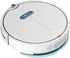 LZRDZSW Robot Vacuum Cleaner,1200Pa Max Suction, 370ML Large Dustbox, Fingerprint Touch,Intelligent Collision...