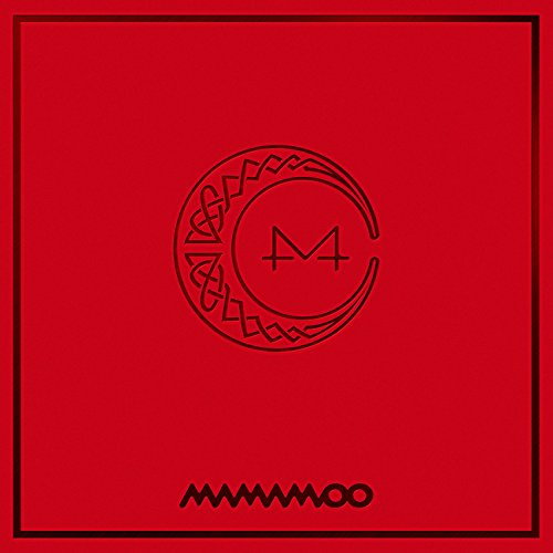 Kakao M MAMAMOO - Red Moon (7th Mini Album) CD+Booklet+Photocard+Folded Poster+Free Gift