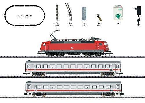 TRIX T11150 N Star-Set Intercity der DB AG