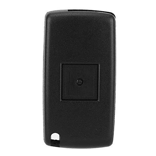 Palabras clave anti-óxido: clavija FOB, tecla remota FOB con tecla ABS FOB FOB Botón Tecla remota (Negro)