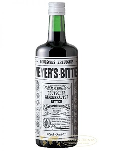 Meyer's Deutscher Alpenkräuter Bitter (0,7l)