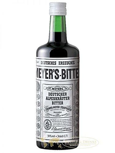 Meyer\'s Deutscher Alpenkräuter Bitter (0,7l)