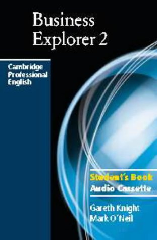 Business Explorer 2 Audio Cassette
