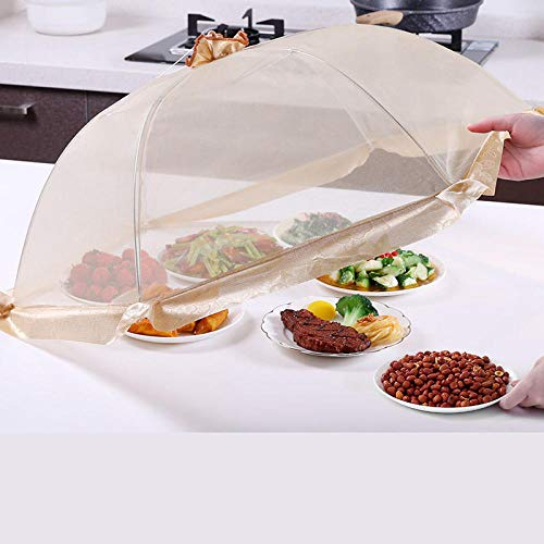 Popup Collapsible,Umbrella-Style Folding Household-G,Collapsible Food Net