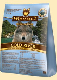 Warnicks Tierfutterservice Wolfsblut Cold River SPARPACK 2x2KG