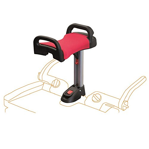 Lascal SADDLE pour BuggyBoard MAXI Selle d'assise Rouge