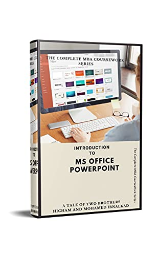 Introduction to MS Office PowerPoint (101 Non-Fiction Series Book 3)