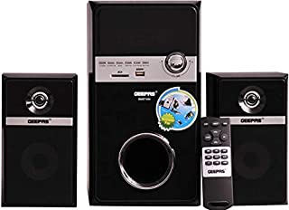 Geepas GMS7494N 2.1 Channel Home Thaeater System (Black)