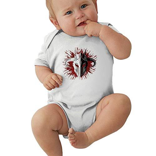 KNKN Warframe Unisex Baby Jersey Body Jersey Todo Algodón
