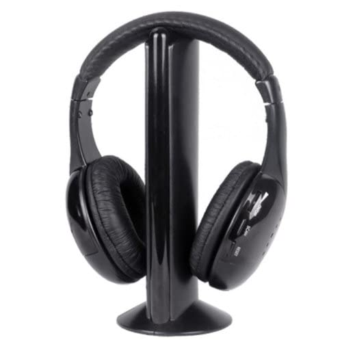 b57b9705b11 Intex Roaming Wireless Over-Ear Headphones (Black): Amazon.in: Computers &  Accessories