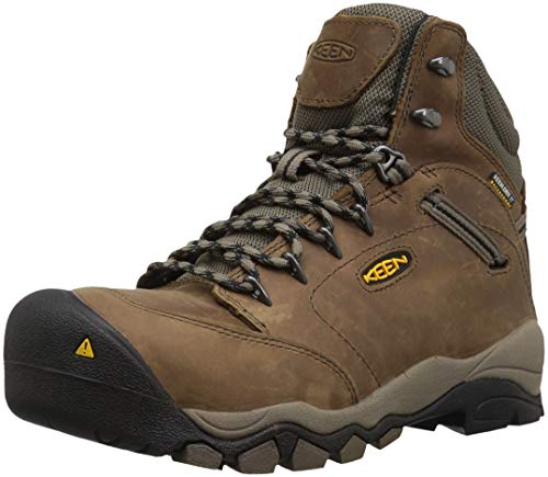 KEEN Utility Women's 6' Alloy Toe Waterproof Work Boot