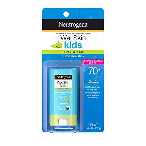 Neutrogena Wet Skin Kids Spf#70 Stick 0. 47oz (2 Pack)