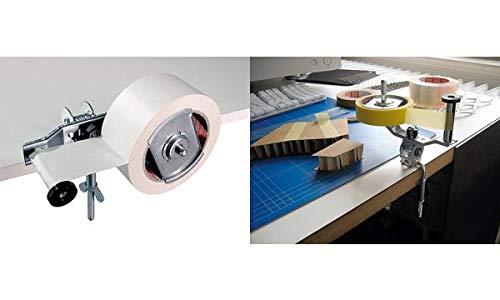 Preisvergleich Produktbild Tesa 06009-00000-00 Tischabroller 6009 für Verpackungsklebeband