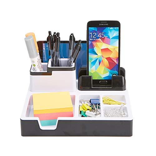 Mind Reader – USB Port Desk Supplies Organizer
