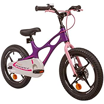 Royal Baby Space Shuttle - Bicicleta infantil, 4-6 años (16