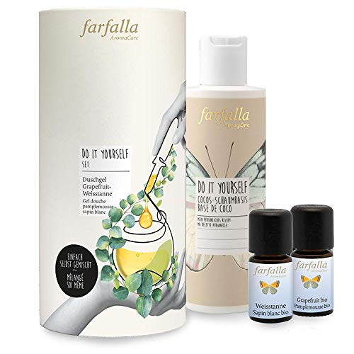 Farfalla Do it yourself Set Duschgel Limitierte Edition