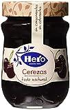 Hero Confitura Extra de Cerezas Todo Natural Sin Conservantes Pack de 8x345 g