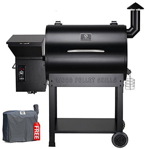 Z Grills 8 in 1 BBQ Smoker and Wood Pellet Grill
