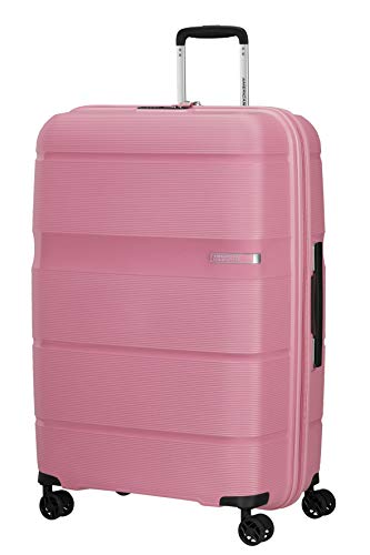 American Tourister Linex - Spinner L Koffer, 76cm, 102L, Rosa (Watermelon Pink)