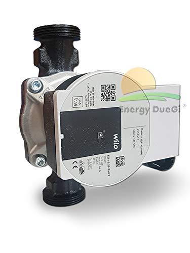 Circulateur pompe électronique Wilo à haute efficacité PARA ST 25/6 pour installations à...