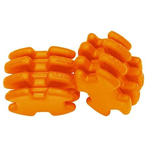 Sims Vibration Laboratory LimbSaver SuperQuad Split Limb, Orange